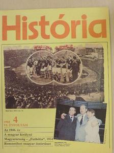 Demeter Zsuzsanna - História 1984/4. [antikvár]