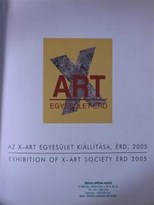 Novotny Tihamér - Az X-ART Egyesület kiállítása [antikvár]