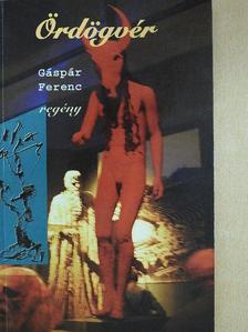 Gáspár Ferenc - Ördögvér (dedikált példány) [antikvár]