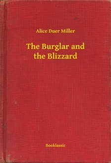 Alice Miller - The Burglar and the Blizzard [eKönyv: epub, mobi]