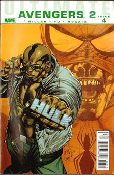Millar, Mark, Yu, Leinil Francis - Ultimate Avengers No. 10 [antikvár]