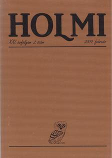 Réz Pál - Holmi 2009. február [antikvár]