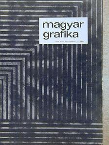 Balla Endre - Magyar Grafika 1969/2. [antikvár]