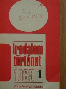 Bán Imre - Irodalomtörténet 1985/1. [antikvár]