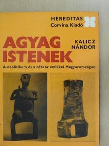 Kalicz Nándor - Agyag istenek [antikvár]