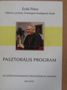 Erdő Péter - Pasztorális program [antikvár]