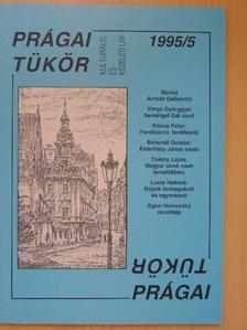Bohumil Dolezal - Prágai tükör 1995/5. [antikvár]
