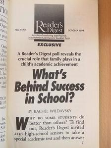 Barbara Theisen - Selected Articles from Reader's Digest October 1994 [antikvár]