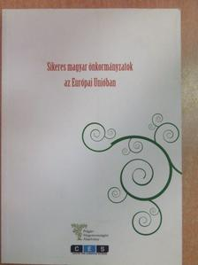 Dr. Dienes-Oehm Egon - Sikeres magyar önkormányzatok az Európai Unióban [antikvár]