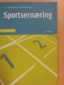 Lasse Kristian Suhr - Sportsernaering [antikvár]