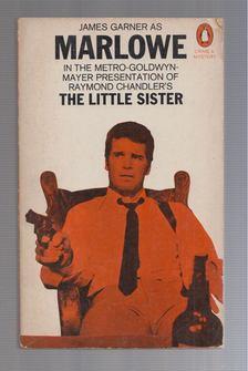 Raymond Chandler - The Little Sister [antikvár]