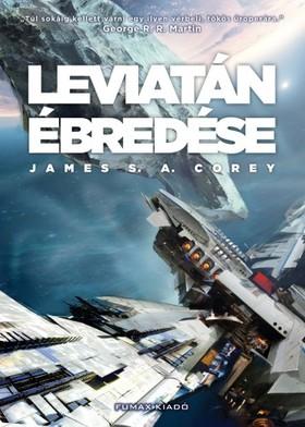 James S. A. Corey - Leviatán ébredése [eKönyv: epub, mobi]