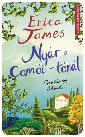 Erica James - Nyár a Comói tónál [eKönyv: epub, mobi]