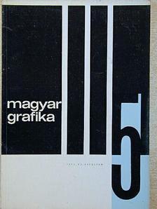 Dr. Lovász Kálmán - Magyar Grafika 1971/5. [antikvár]