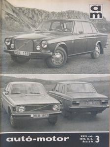 Almássy Tibor - Autó-Motor 1973. február 6. [antikvár]