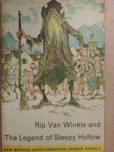 Michael West - Rip van Winkle and The Legend of Sleepy Hollow [antikvár]
