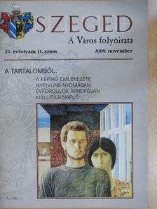 Fenyvesi István - Szeged 2009. november [antikvár]