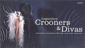 LEGENDARY CROONERS & DIVAS 4CD