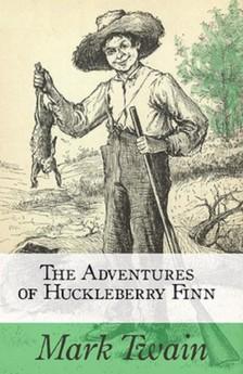 Mark Twain - The Adventures of Huckleberry Finn [eKönyv: epub, mobi]