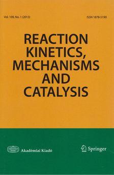 Fábián István - Reaction Kinetics, Mechanisms and Catalysis 109/1 [antikvár]