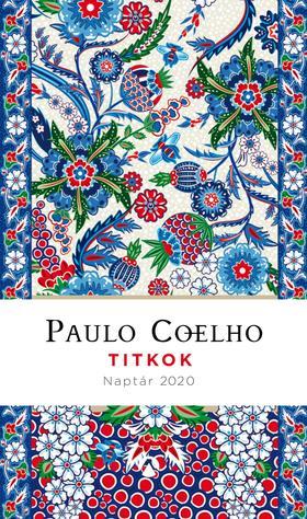 Paulo Coelho - Titkok - Naptár 2020 [nyári akció]