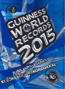 Craig Glenday - Guinness World Records 2015 [antikvár]