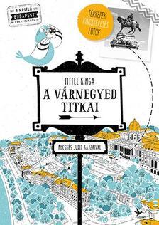 TITTEL KINGA - A Várnegyed titkai - Mesélő zsebkönyvek