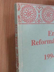 Adorjáni Zoltán - Erdélyi Református Naptár az 1994. évre [antikvár]