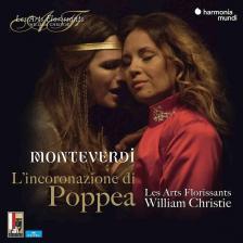 MONTEVERDI. - L'INCORONAZIONE DI POPPEA 3CD+DVD CHRISTIE