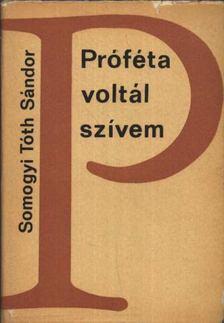 Somogyi Tóth Sándor - Próféta voltál szívem [antikvár]