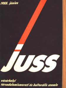 Felletár Béla - Juss 1988. június [antikvár]