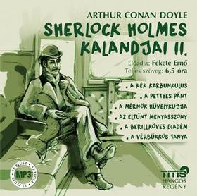 Arthur Conan Doyle - Sherlock Holmes kalandjai II.