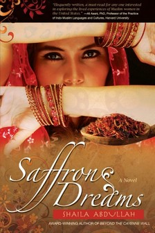 Abdullah Shaila - Saffron Dreams [eKönyv: epub, mobi]