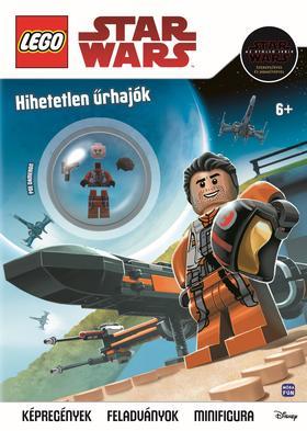 Lego Star Wars: Hihetetlen űrhajók