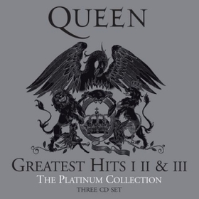 Queen - THE PLATINUM COLLECTION 3CD QUEEN