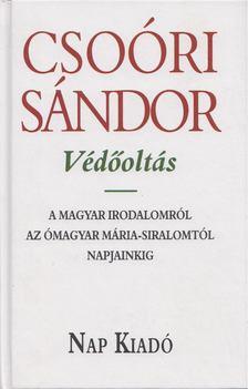 Csoóri Sándor - Védőoltás [antikvár]