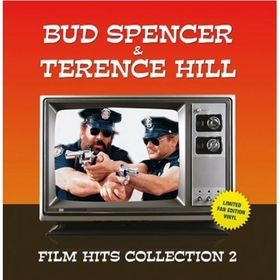 FILM HITS COLLECTION 2 LP BUD SPENCER & TERENCE HILL