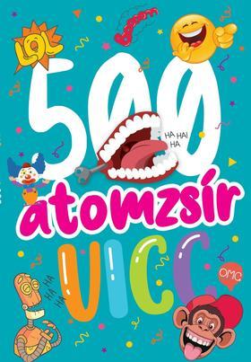 K.G. - 500 atomzsír vicc