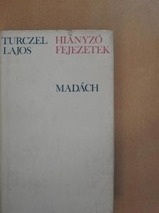 Turczel Lajos - Hiányzó fejezetek [antikvár]