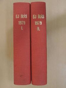 Ady Endre - Új Írás 1979. január-december I-II. [antikvár]