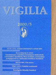 Bangi László - Vigilia 2000. május [antikvár]