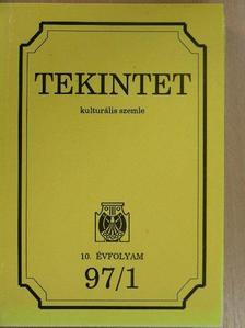 Dobai Péter - Tekintet 1997/1-6. [antikvár]