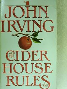 John Irving - The Cider House Rules [antikvár]
