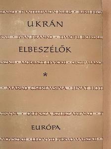 Ivan Franko - Ukrán elbeszélők [antikvár]
