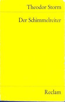 Theodor Storm - Der Schimmelreiter [antikvár]