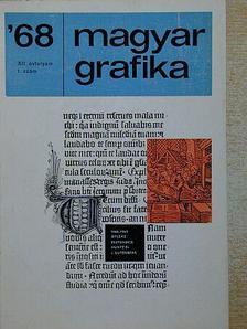 Kőhalmi Kálmán - Magyar Grafika 1968/1. [antikvár]
