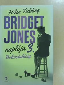 Helen Fielding - Bridget Jones naplója 3. [antikvár]