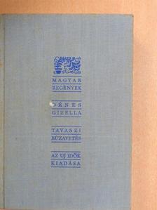 Dénes Gizella - Tavaszi búzavetés [antikvár]