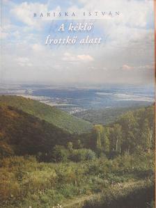 Bariska István - A kéklő Írottkő alatt [antikvár]
