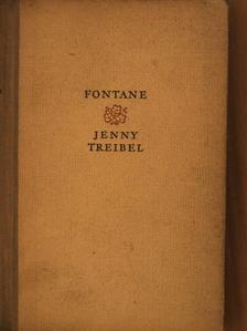 Theodor Fontane - Jenny Treibel [antikvár]